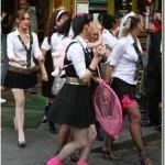 Празднование девичника в других странах
