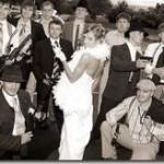 Самые необычные свадьбы: РЕТРО свадьба.