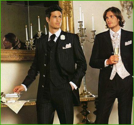 Как одеться на свадьбу мужчине?