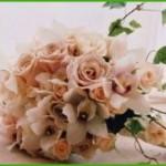 Какие цветы дарят на свадьбу?