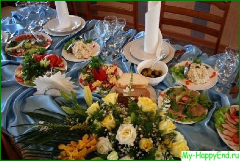 Организованность на свадьбе