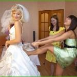 Свидетельница на свадьбе. Обязанности.