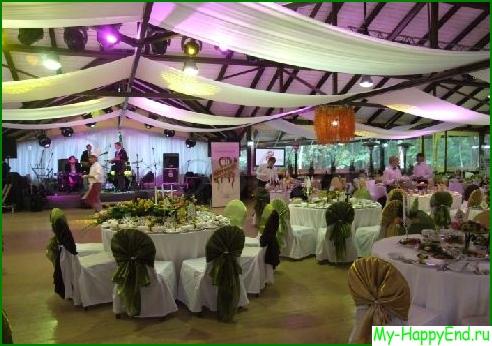 Увеличение бюджета на свадьбах знаменитостей