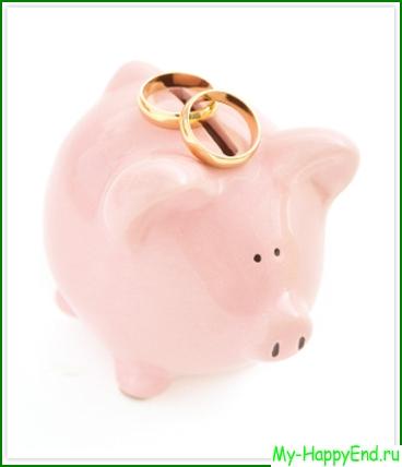 Экономия денег на свадьбе
