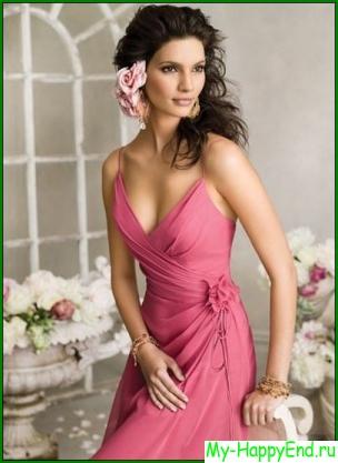 Многоразовое платье подружки невесты