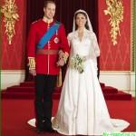 Принц Уильям и Катрин в браке