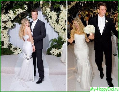 Свадьба как у знаменитостей