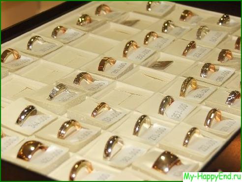 Какие кольца нужны для свадьбы? Кто их покупает?