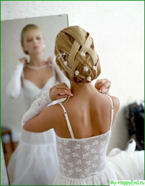 Прическа невесты – о чем не забыть!