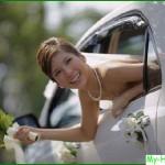 Приметы свадебного кортежа