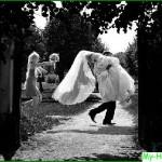 Традиция похищения невесты на свадьбе