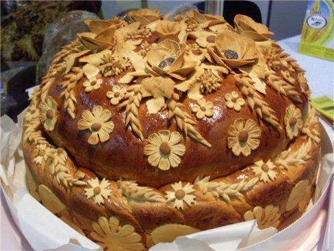 Свадебный хлеб традиция, пришедшая из глубины веков