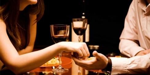 Романтичный ужин для двоих