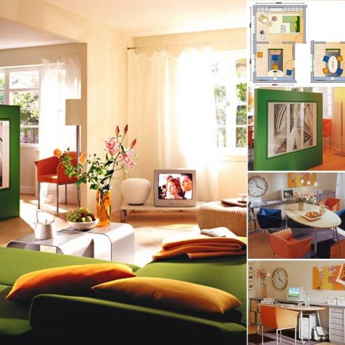 Пять идей весеннего обновления квартиры
