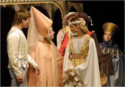 Волшебство театра