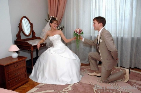 Обязанности жениха