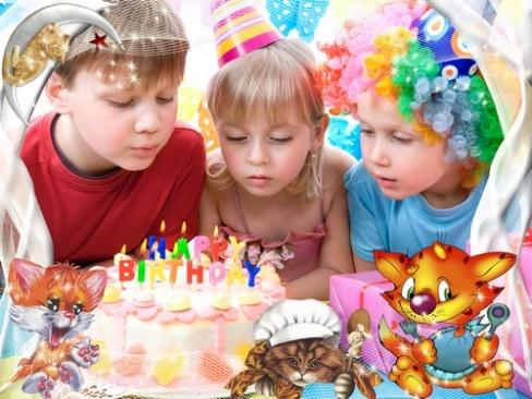 Правила детского праздника