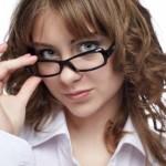 Правила выбора оправы для очков для разных типов лица