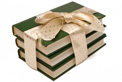Подарок на свадьбу. Книга
