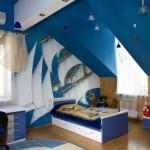 Как обустроить комнату для ребенка