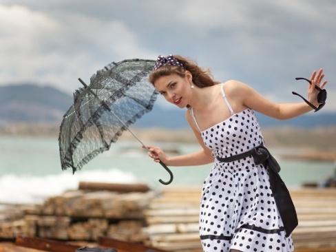 Правила выбора зонта от дождя