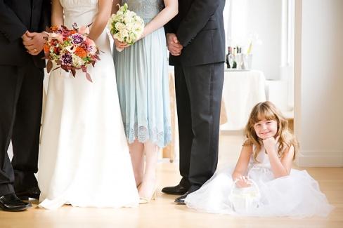 Ребенок на свадьбе: sos!?