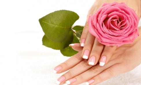 Уход за кожей рук и ногтями