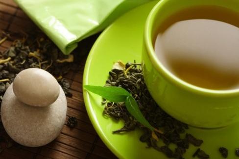 Целебные свойства зеленого чая