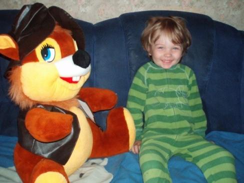 Почему ваш малыш и его мягкая игрушка так близки друг другу?