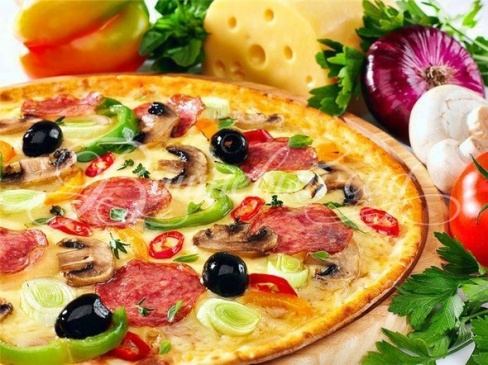 Пицца. Как правильно готовить