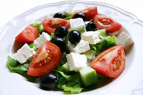 Полезные свойства салата