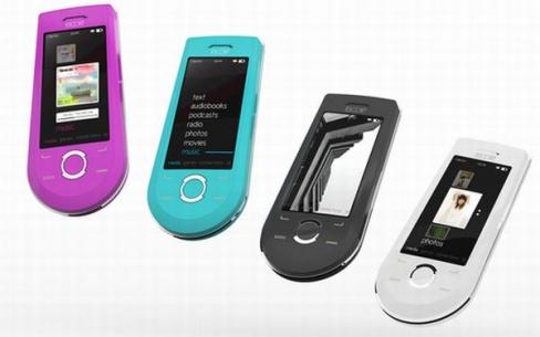 Модный телефон для девушки