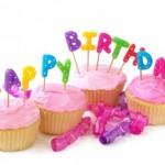 Оригинальное  празднование Дня Рождения