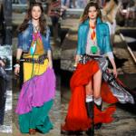 Яркие краски осени 2012 в коллекции курток от Dsquared²