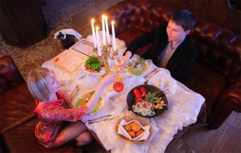 Идеи для романтического вечера с девушкой