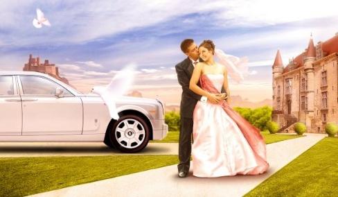 Организация свадьбы с помощью свадебного агентства