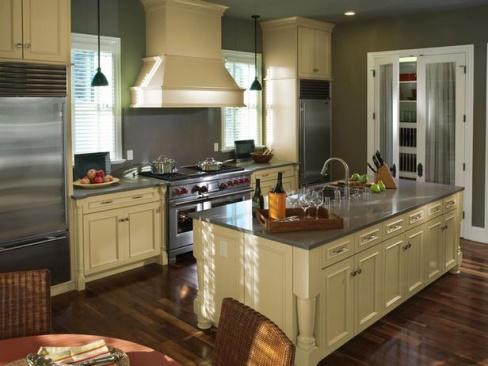 Как правильно выбрать мебель для вашей кухни?