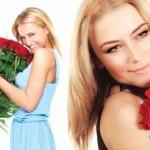 Красивый и нежный букет из 101 розы