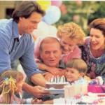Красивый праздник для родителей