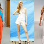 Модные комбинезоны – тренд сезона 2012