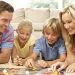 Правила выбора настольных игр для ребенка