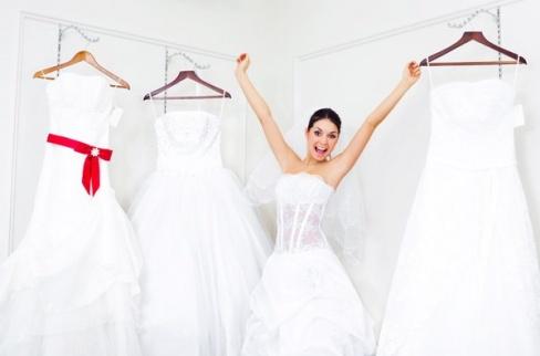 Правила выбора свадебного наряда. Советы невестам