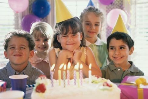 Развлечения на День Рождения ребенка. Советы заботливым родителям
