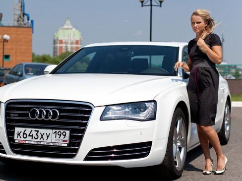 Дама за рулем. Или какой должна быть машина настоящей леди?