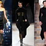 Модные платья сезона осень-зима 2012-2013 года