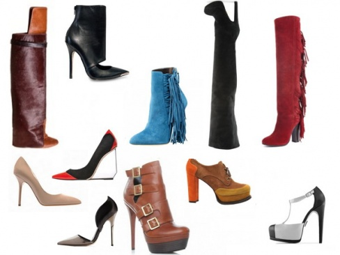Осенняя обувь. Советы по выбору
