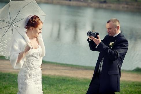 Правильный выбор фотографа на торжество