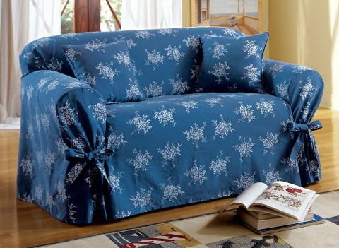 Выбор покрывала для дивана