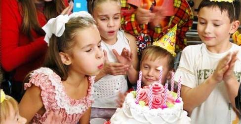 Как весело отметить день рождения ребенка?