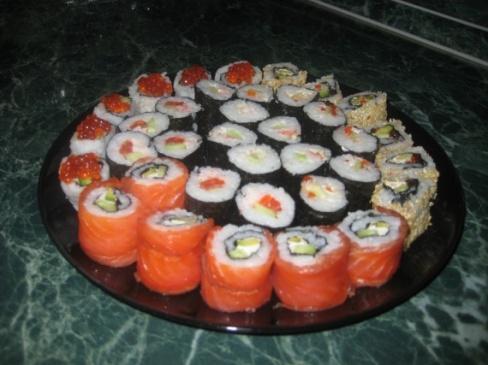 Полезные советы, которые помогут Вам приготовить суши в домашних условиях